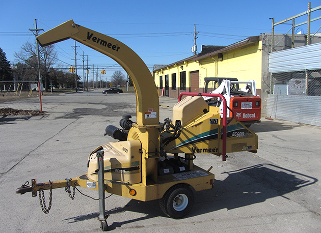 Tool and Equipment Rentals in Madison Heights, MI | Jim Ashmore - vermeer1